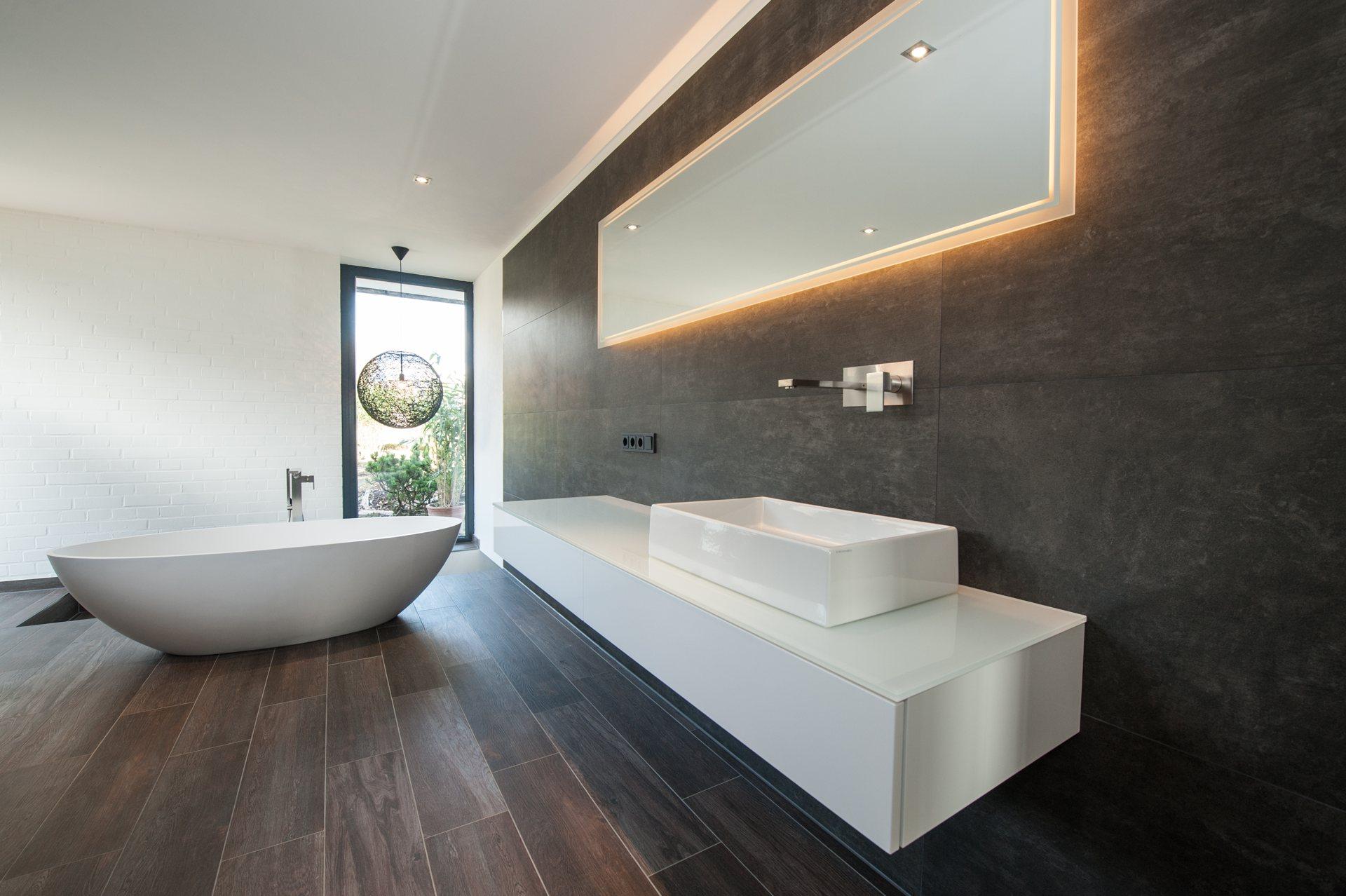 Immobilienfotografie Badezimmer